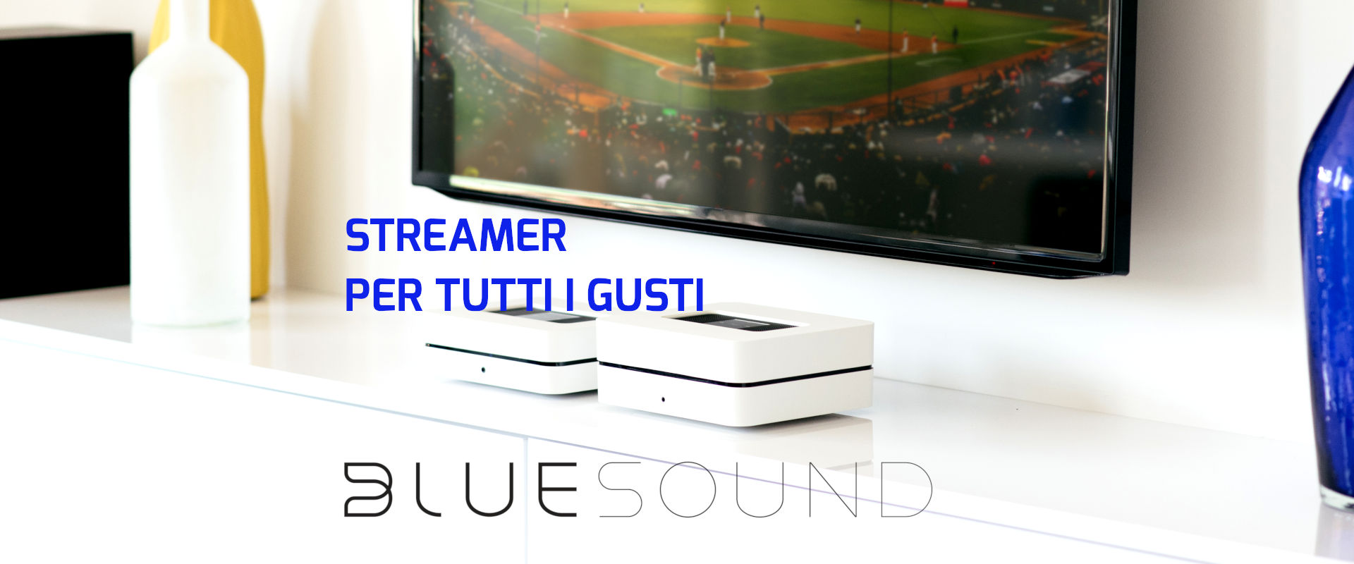 bluesound streaming player